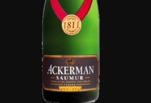 Ackerman. Saumur 1811 blanc Demi Sec
