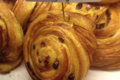 Joséphine Bakery. Pain au raisin