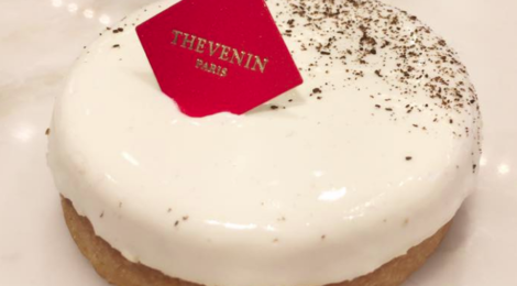 Maison Thevenin. Tartelette vanille