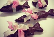 Maison Mulot. Poisson en chocolat