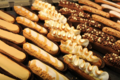 Douceurs et traditions. Eclairs