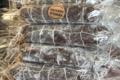 Boulangerie Pâtisserie Robert. Saucisson en chocolat