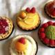 Boulangerie Forestier. Tartelettes