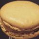 Maison Lallement. Macaron caramel