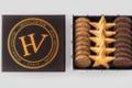 Hugo et Victor. Biscuits de Noël