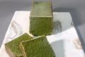 Mori Yoshida. Cake au thé vert Macha .