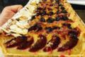 Lastre Sans Apostrophe. tarte aux quetsches