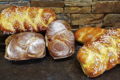 Boulangerie Antoine. Brioches