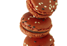 Acide Macaron. Macaron Olivier