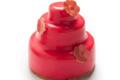 Acide Macaron. Framboise eau de rose
