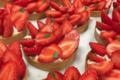 La boulangerie Thierry Marx. Tartelette aux fraises