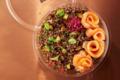 La boulangerie Thierry Marx. Salade Saumon / Concombre / Quinoa