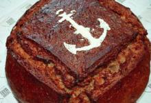 La boulangerie Thierry Marx. Pain marin