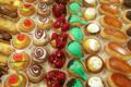Boulangerie Louvard . Petits fours