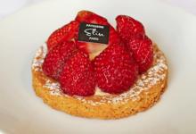 Boulangerie Pâtisserie Elise. Tarte aux fraises