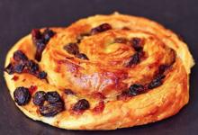Boulangerie Pâtisserie Elise. Pain aux raisins