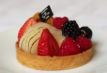 Boulangerie Pâtisserie Elise. Tarte aux fruits