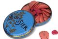 Maison Boissier. Pétales de chocolat aux fleurs