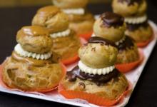 Boulangerie Blavette. Religieuses