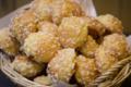 Boulangerie Blavette. Chouquettes