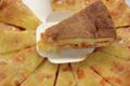 Boulangerie Blavette. Clafoutis aux abricots frais