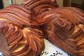 Boulangerie Blavette. Brioches feuilletées