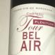 Chateau Tour Bel Air. Plénitude