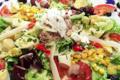 Zerda. Salade zerda gourmande