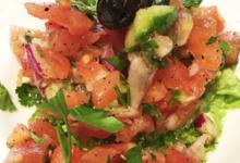 Zerda. Salade marocaine