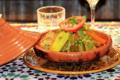 Tajine berbère 5 légumes viandes aux choix