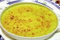 Zerda. Crème brûlée à la pistache