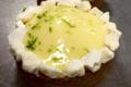 Tarte au citron Halavi et ses meringues croquantes