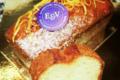 Ernest & Valentin. Cake citron