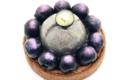 L'Osmanthe. Tartelette à la myrtille et aux sésames