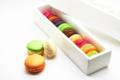 L'Osmanthe. Macarons