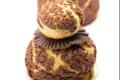 L'Osmanthe. Religieuse chocolat