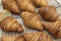 Boulangerie Ounissi. Croissants