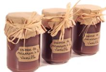Maison Honoré. Crème de marron Maison à la vanille