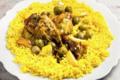 Mimi traiteur. Tajine poulet aux olives au citron confit