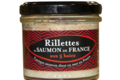 Saumon de France. Rillettes de Saumon de France aux 5 baies