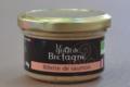 Le goût de Bretagne. Rillette de saumon bio
