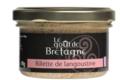 Le goût de Bretagne. Rillette de langoustine