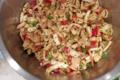 Poissonnerie Le Marlin. Salade de poulpe