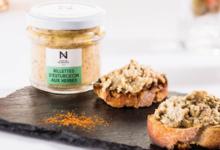 Caviar de Neuvic. Rillette d'esturgeon aux herbes