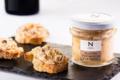Caviar de Neuvic. Rillette d'esturgeon à la truffe