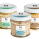 Caviar de Neuvic. Trio de rillette d'esturgeon