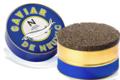 Caviar de Neuvic. Caviar Baeri réserve. Boite origine