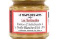 Délice d'artichauts à la truffe blanche d'été 1%