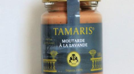 Tamaris. Moutarde à la lavande