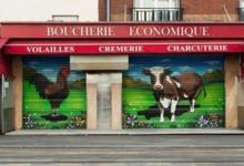 Boucherie économique